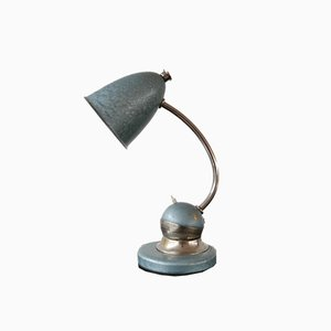 Mid-Century Dutch Adjustable Ball Table Lamp