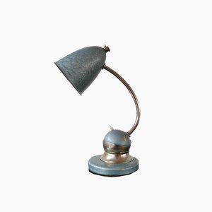Verstellbare niederländische Mid-Century Tischlampe in Kugelform