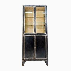 Industrial Medicine Showcase Cabinet, 1940s
