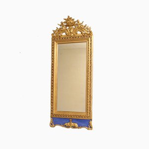 Swedish Rococo 19th Century Mirror