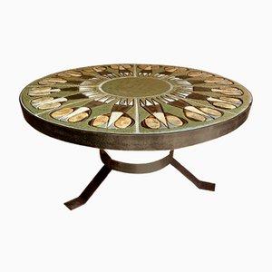 Mesa de centro de cerámica