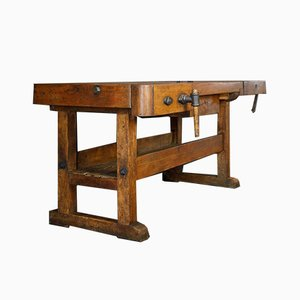 Vintage Workbench from Ulmia Ott