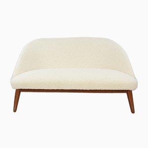 Mid-Century 2-Sitzer Sofa von Theo Ruth für Artifort, 1950er