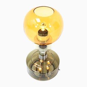 Moderne italienische Mid-Century Tischlampe oder Stehlampe im Stil von Gaetano Sciolari