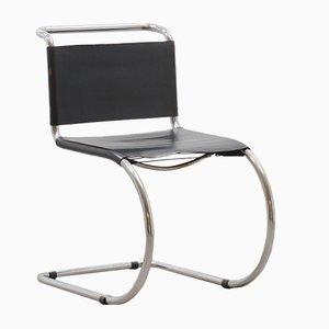 Sedia cantilever MR10 di Ludwig Mies van der Rohe, anni '60