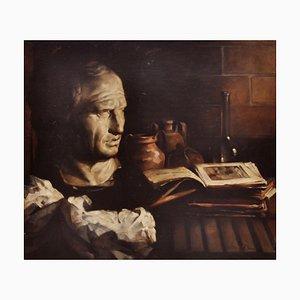 Stillleben - Öl auf Leinwand - Francesca Strino