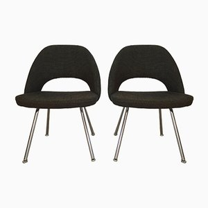 Model 72 Conference or Dining Chairs by Eero Saarinen for Knoll Inc. / Knoll International, 1960s, Set of 6
