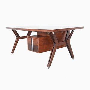 Terni Schreibtisch aus Palisander von Luisa und Ico Parisi für MIM Roma, 1958