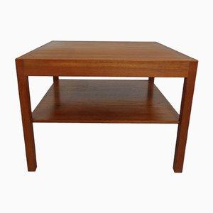 Table Basse en Teck par Hans J. Wegner pour Andreas Tuck, 1950s