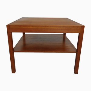 Teak Coffee Table by Hans J. Wegner for Andreas Tuck, 1950s