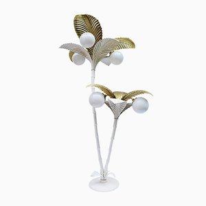 Italian Palm Floor Lamp by Sergio Terzani, 1970s