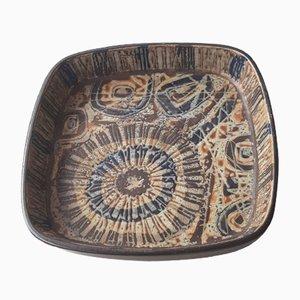 Piatto Baca in ceramica di Royal Copenhagen, anni '60