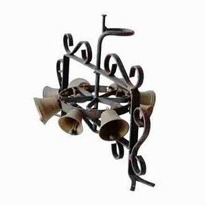 Vintage Glockenrad Doorbell