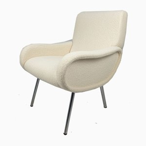 Mid-Century Baby Armchair by Marco Zanuso for Arflex, 1950s