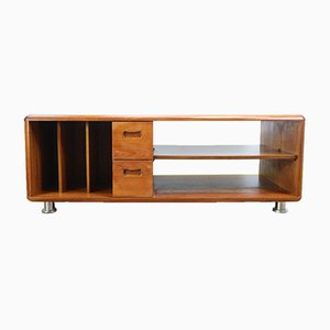 Mid-Century Teak Coffee Table or Media Unit from Meredew