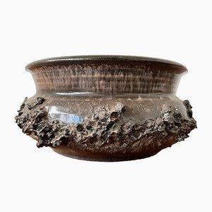 Cuenco islandés de cerámica, años 60