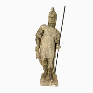 Statue of Roman Soldier