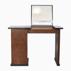 Bureau Coiffeuse avec Chaise par H. Wouda pour H. Pander & Zn., 1920s, Set de 2