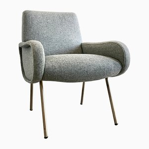 Baby Armchair by Marco Zanuso for Arflex Fabric Kvadrat