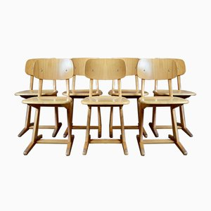Chairs from Casala, Set of 6