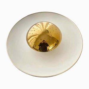 Lampada da soffitto modello 155 di Gino Sarfatti per Arteluce, anni '50