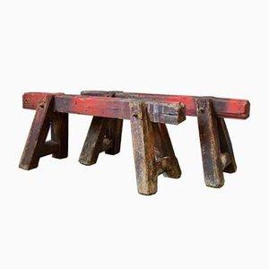 Stützböcke für Industrie Couchtisch, 2er Set
