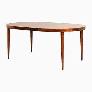 Runder Tisch aus Palisander