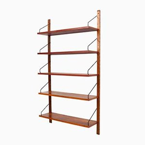 Model Royal Hanging Bookcase by Poul Cadovius for Cado, Denmark