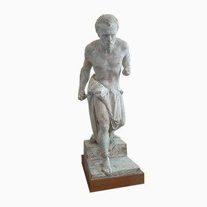 Escultura de Spartacus