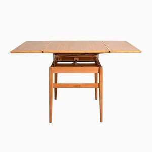 Tavolo da salotto in teak, anni '60