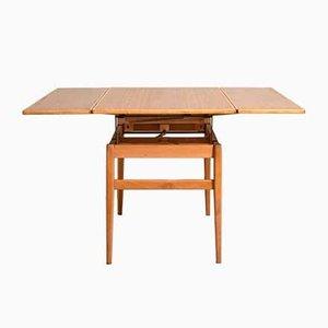 Teak Convertible Saloon Table, 1960s