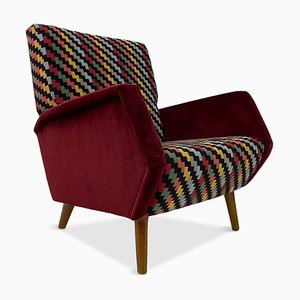 Mid-Century Model 803 Armchair by Gio Ponti, 1950s