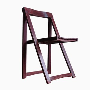 Folding Chairs by Aldo Jacober for Alberto Bazzani, Set of 2
