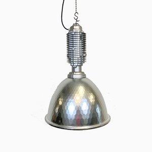 Grande Lampe à Suspension Industrielle par Charles Keller pour Zumtobel Staff, 1990