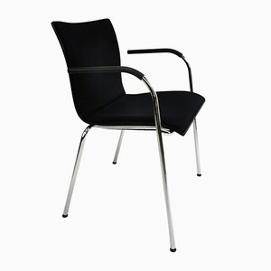 Minimalist German Chair by T. Wagner & D. Loff for Thonet