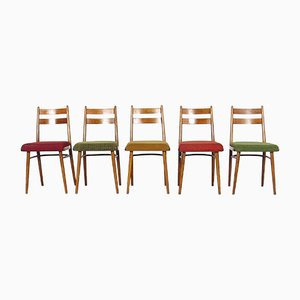 Dining Chairs from Ton, Set of 5