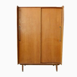 French Modernism Reconstruction Armoire, 1950