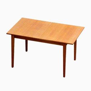 Skandinavischer Ausziehbarer Vintage Tisch