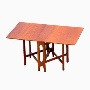 Folding Dining Table Vintage Scandinavian