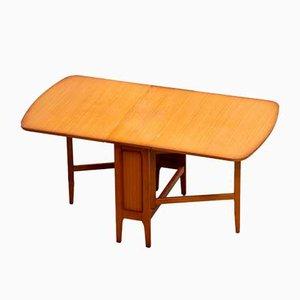 Mesa plegable escandinava vintage