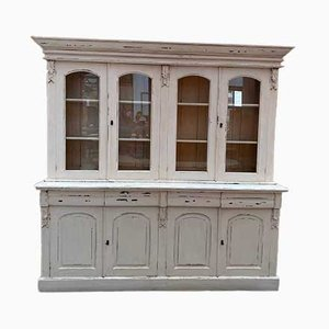 Weathered White Cabinet