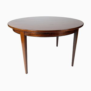 Dining Table in Rosewood by Omann Junior, 1960s
