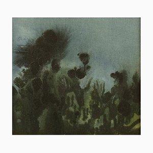 Kjell Anderson, Sweden, Oil on Canvas, Submarine, 2011
