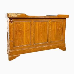French Antique Sales Counter
