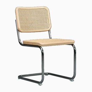 Thonet S 32 Beech Cantilever Chair