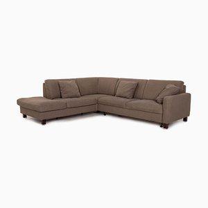 Fabric Corner Sofa by Ewald Schillig
