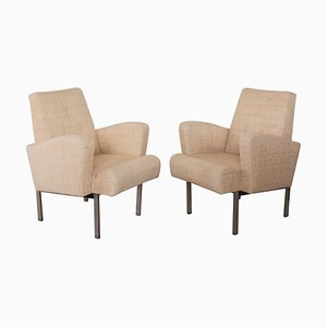 Lounge Chairs in the style of Milo Baughman for Thayer Coggin, Set of 2
