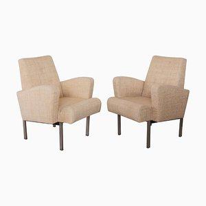 Sessel im Stile von Milo Baughman für Thayer Coggin, 2er Set