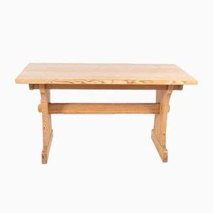 Sport Solid Pine Table by Axel Einar Hjorth for Nordiska Kompaniet, 1930s