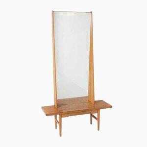 Mid-Century Swedish Modern Mirror Board, 1960s